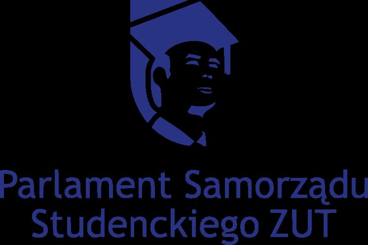 Logo Parlamentu Samorządu Studenckiego Zachodniopomorskiego Uniwersytetu Technicznego w Szczecinie